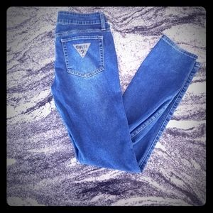 Guess Jean's Sz 28, Stretchy and Soft Like New